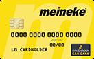 Meineke Credit Card