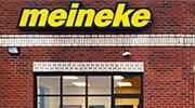 Meineke shop's front