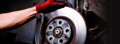 Brake Repair Services at Meineke Shop