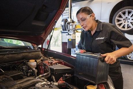car electrician repair shop