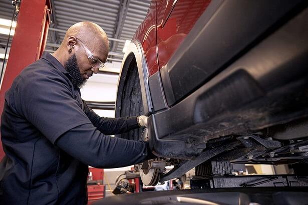 shocks struts replace service