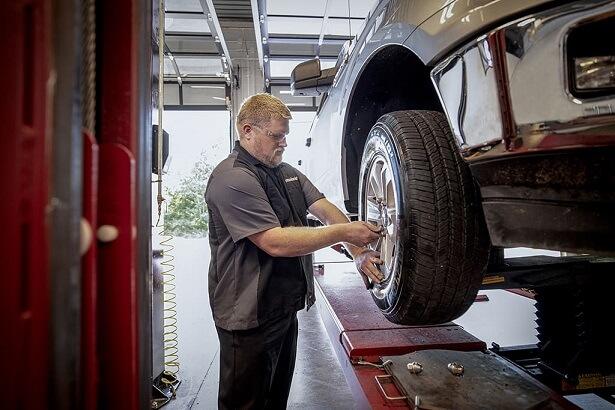 4 wheel drive repair service