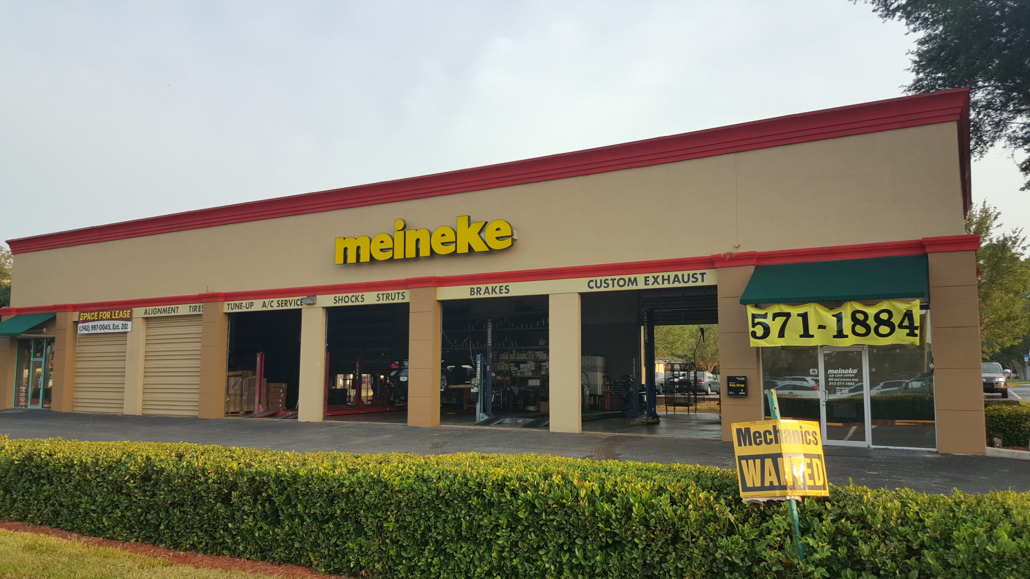 Visit Meineke Car Care for brake repair, tire rotations, oil changes and more!