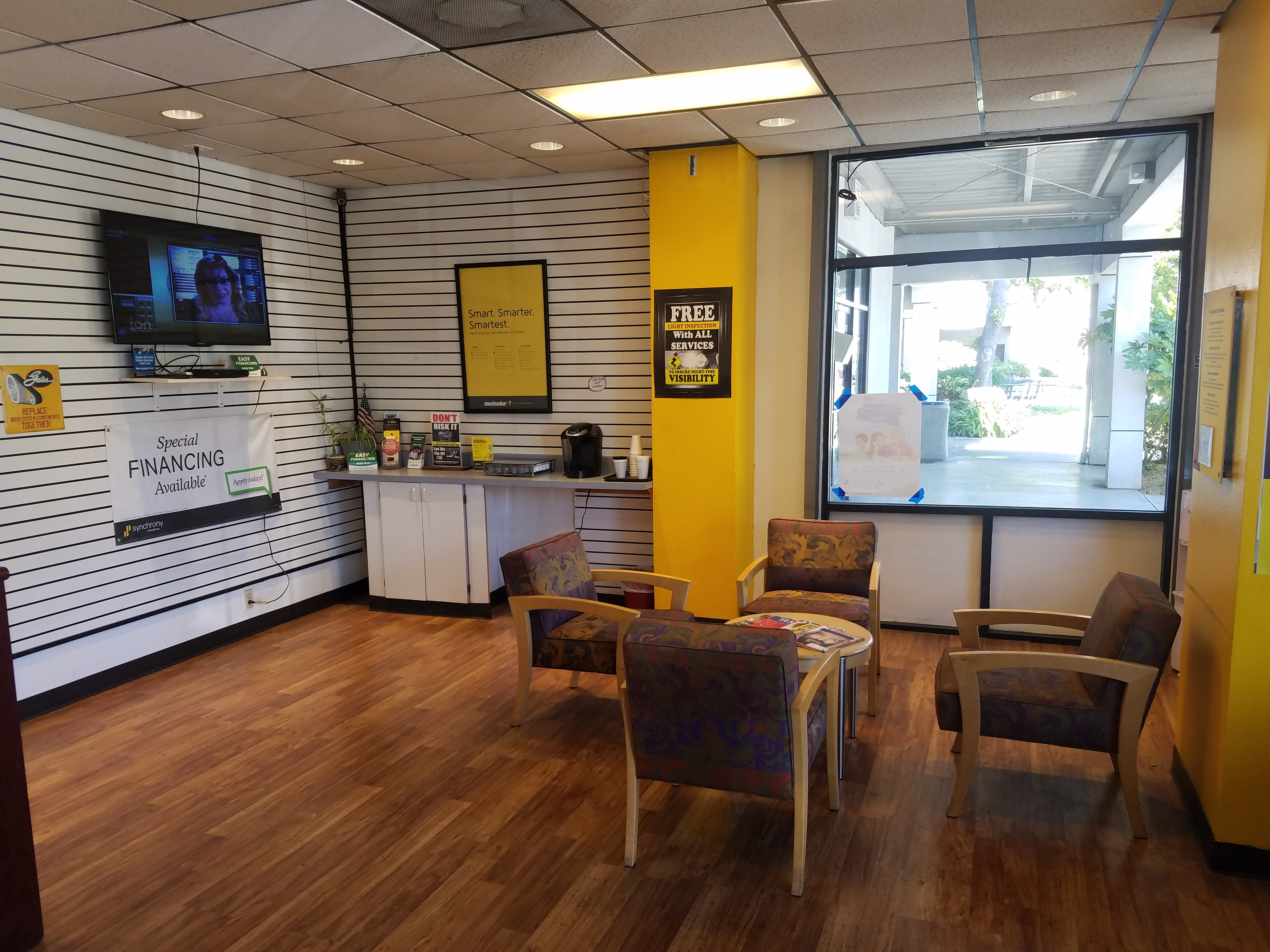 Waiting Area Best in Tracy
