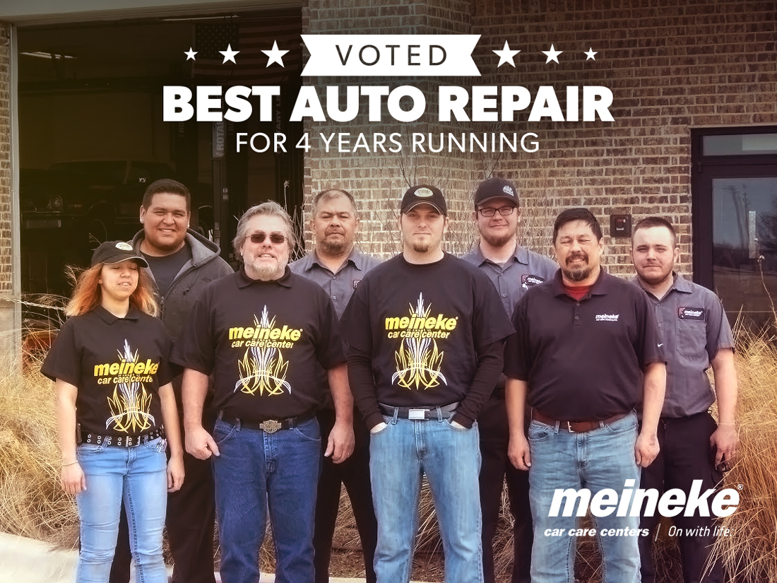 Meineke #2300: Voted Best Auto Repair