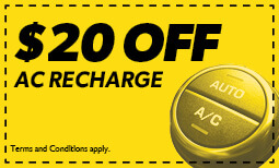 $20 Off AC Recharge Coupon