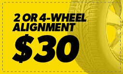 $30 Alignment Special Coupon