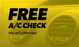 Free AC Check Coupon