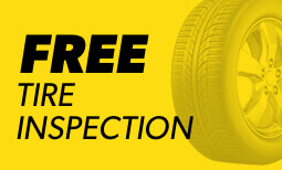 Free Tire Inspection - Window 2 Offer Coupon