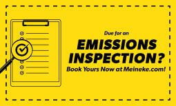 Emission Inspection Coupon