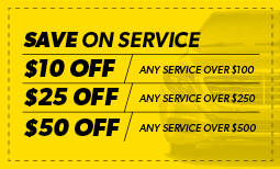 Save on Service Offer - Window 1 2019 Coupon