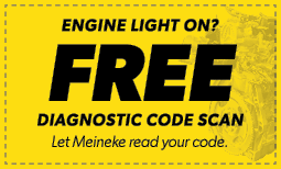 Free Diagnostic Code Scan Coupon