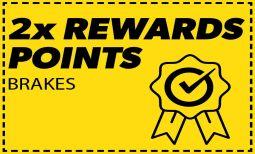 Double Reward On Brakes Coupon