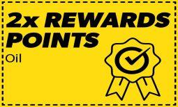 Double Reward On Oil Coupon