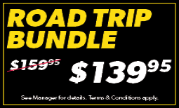 Road Trip Bundle Coupon