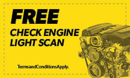 Free Check Engine Light Scan Coupon