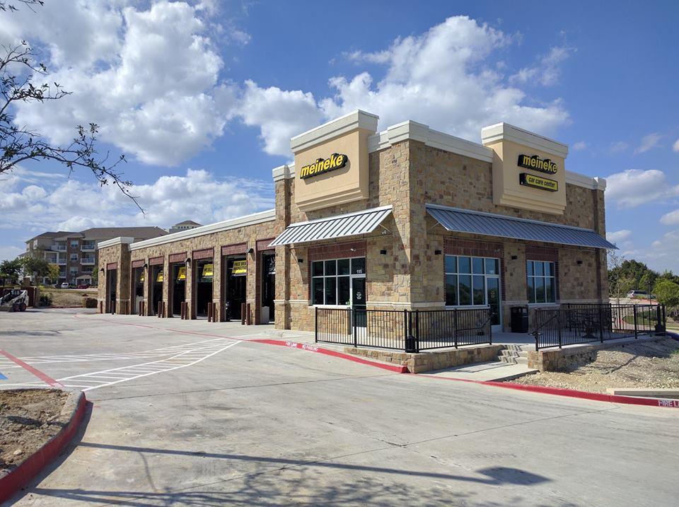 Meineke Stonebridge. McKinney, TX